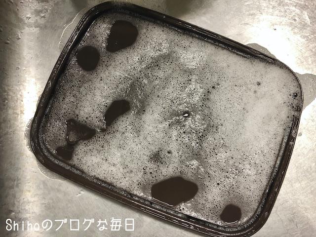 キュキュット泡スプレー 弁当箱 パッキン